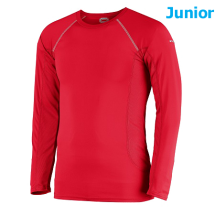 Stanno thermoshirt lange mouw rood JR (446102-6000)